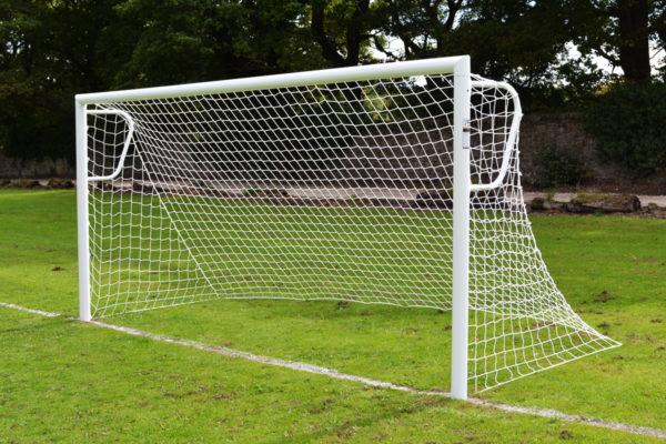 goalfix socketed mini soccer 9v9 goals