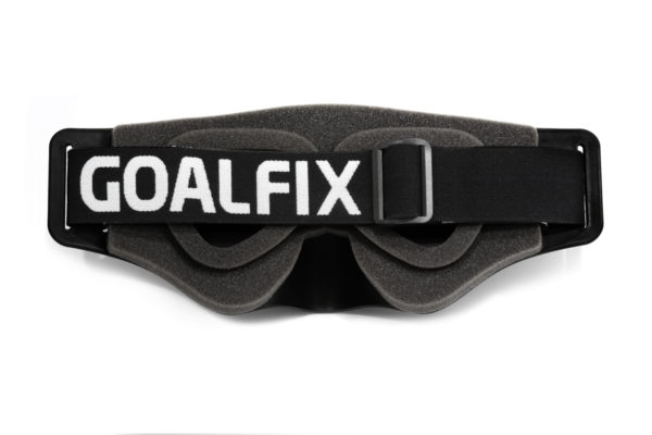 Goalfix Eclipse eyeshade reverse_white bg