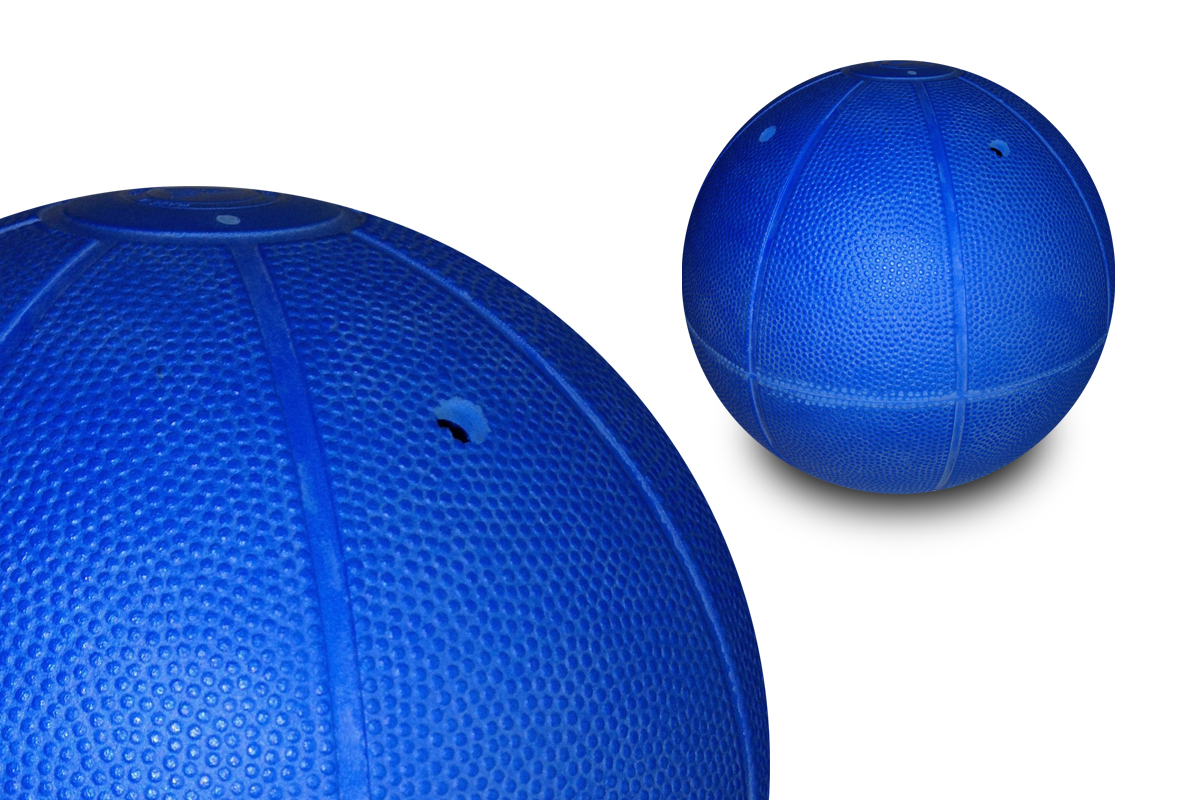goalfix IBSA approved goalball ball