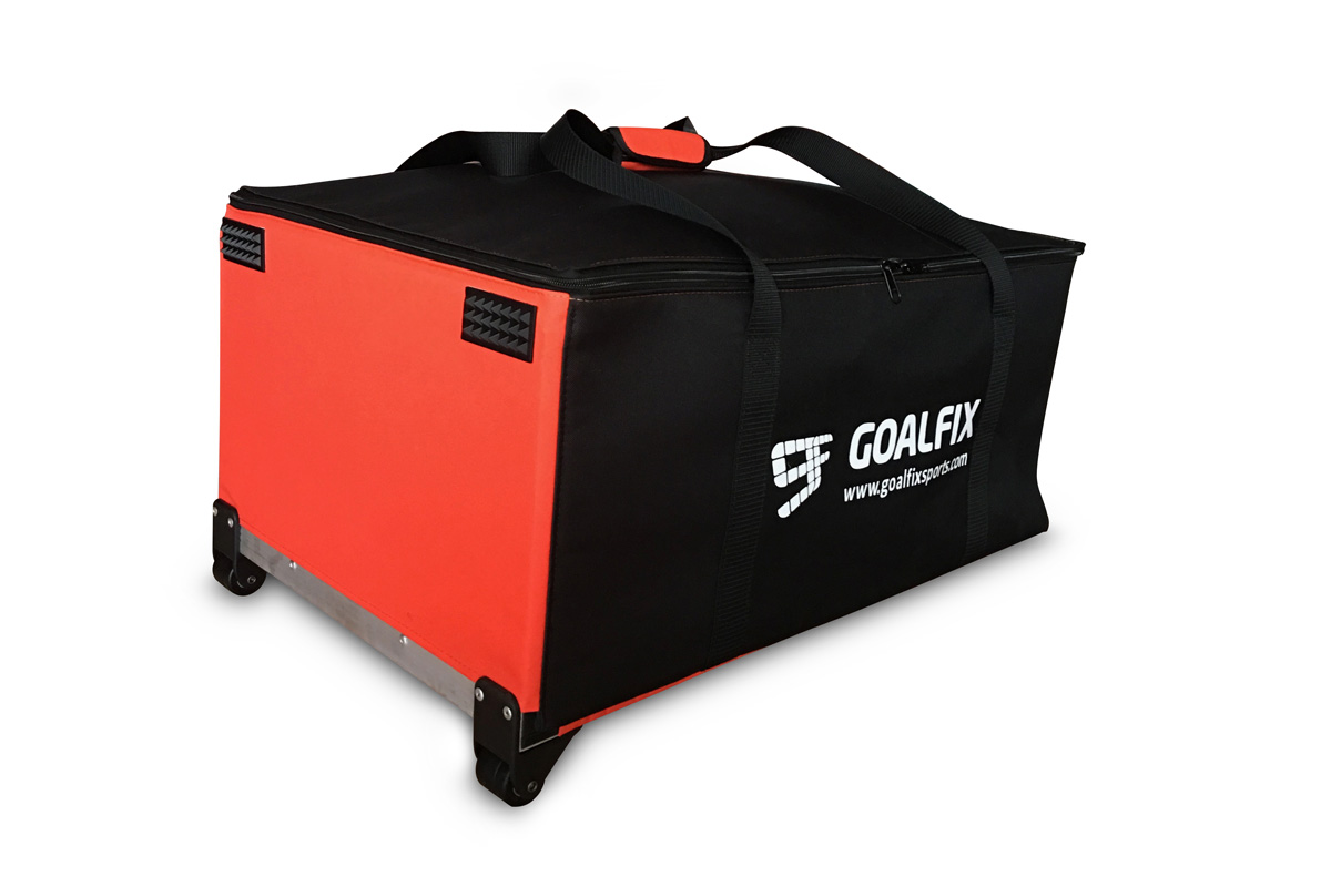 goalfix_large wheeled storage bag_side view