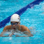 Blind athlete and swimmer Anastasia Pagonis